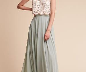 dress and lace dress image