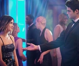 jamey, laura marano, and the perfect date image