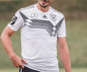 football player, germany, and Hot image