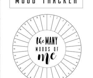 mood, mood tracker, and moodtracker image