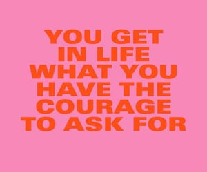 quotes, courage, and empowerment image
