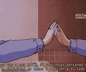 anime, frases, and love image
