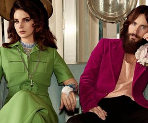 gucci, fashion, and jared leto image