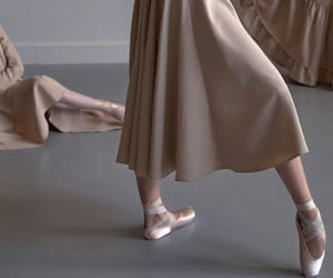 aesthetic and ballerina image