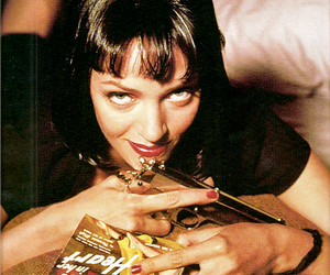 1994, pulp fiction, and fuck image