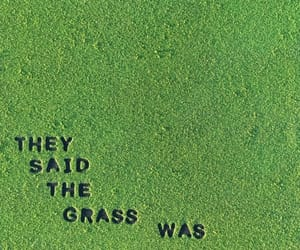 grass, optimism, and green image