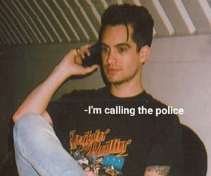 brendon urie, meme, and P!ATD image