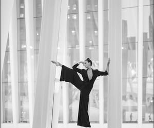 ballet, black and white, and capture image