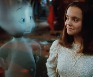 casper, 90s, and ghost image