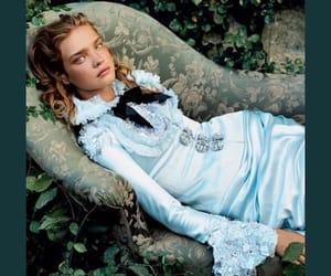 fashion, model, and Natalia Vodianova image