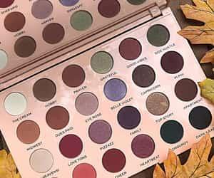 palette, emily noel, and makeup revolution image