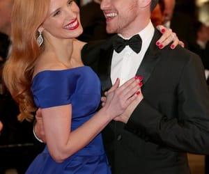 james mcavoy and jessica chastain image