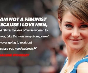 feminism, truth, and man image