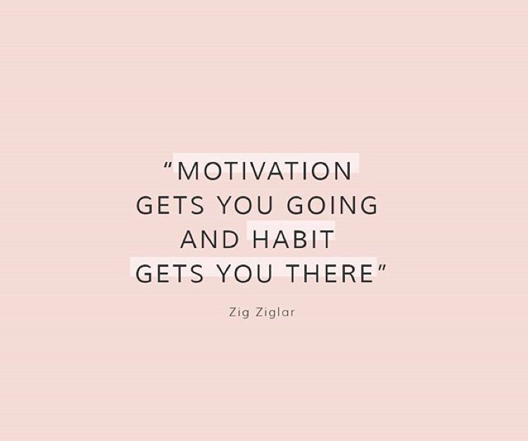 Habit and motivation image