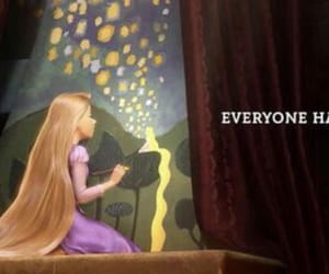 Dream, disney, and tangled image