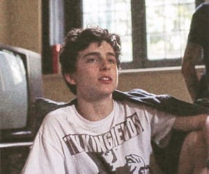 timothee chalamet and movie image
