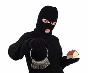 home security, home safety, and crime prevention image
