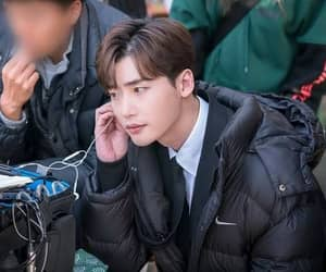 Korean Drama, model, and lee jong suk image