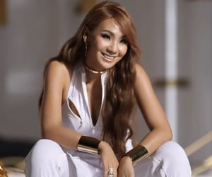 2ne1, chaerin, and CL image