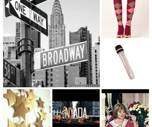 broadway, rachel, and gold star image