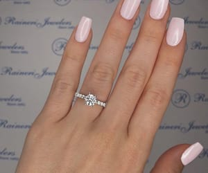 nails, ring, and beautiful image