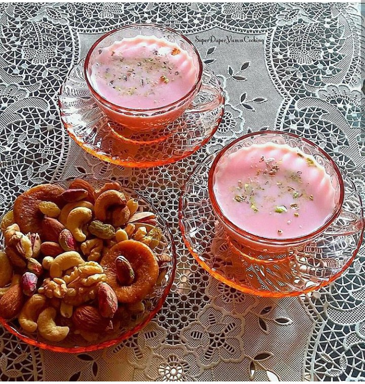 nuts, drink, and food image