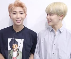 bts, namjoon, and minjoon image