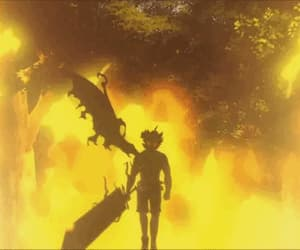 anime, demon, and anime boy image