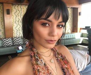 vanessa hudgens, coachella, and makeup image