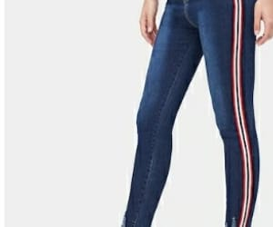 denim, moda, and ropa image