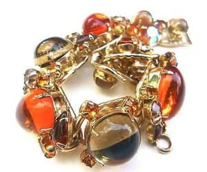 etsy, glass bracelet, and renaissance fair image