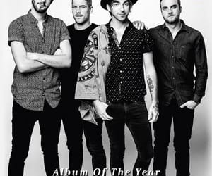 alex gaskarth, album of the year, and all time low image