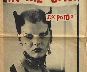 sex pistols, punk, and soo catwoman image