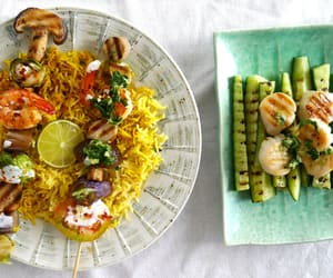 curry, eat, and food image