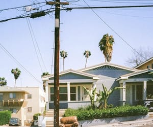 aesthetic, blue, and california image