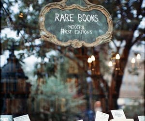 book, vintage, and rare image