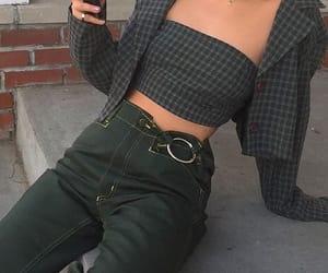 90s, black, and fashion image