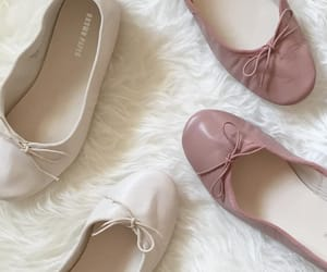 aesthetic, ballet shoes, and clothes image