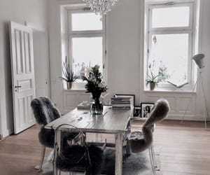 interior, beautiful, and home image