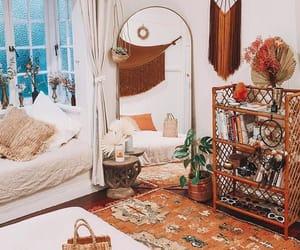 bohemian, furniture, and inspiration image