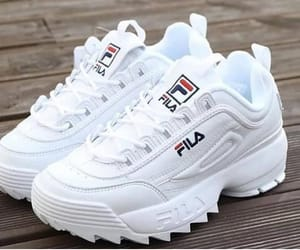 Fila, snakers, and trend image