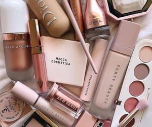 makeup, beauty, and dior image