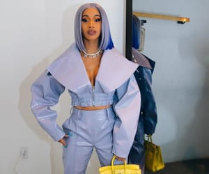 bronx, rapper, and cardi image