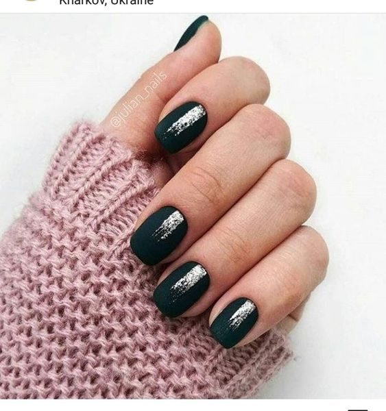 Short Nails Inspiration on We Heart It