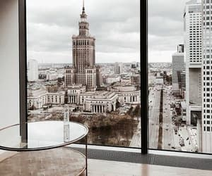 city, view, and travel image