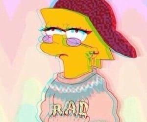 rad, grunge, and lisa image