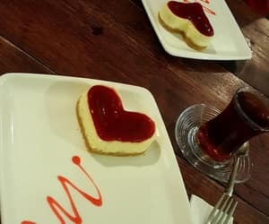 cafe, cake, and cheesecake image