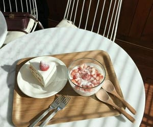 aesthetics, breakfast, and cafe image