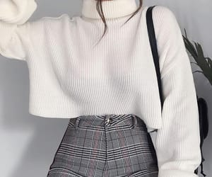 aesthetic, girls, and outfit image