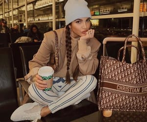 fashion, girl, and negin mirsalehi image